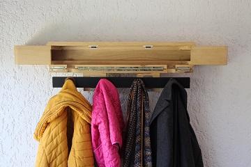 Portes-manteaux personnalisables